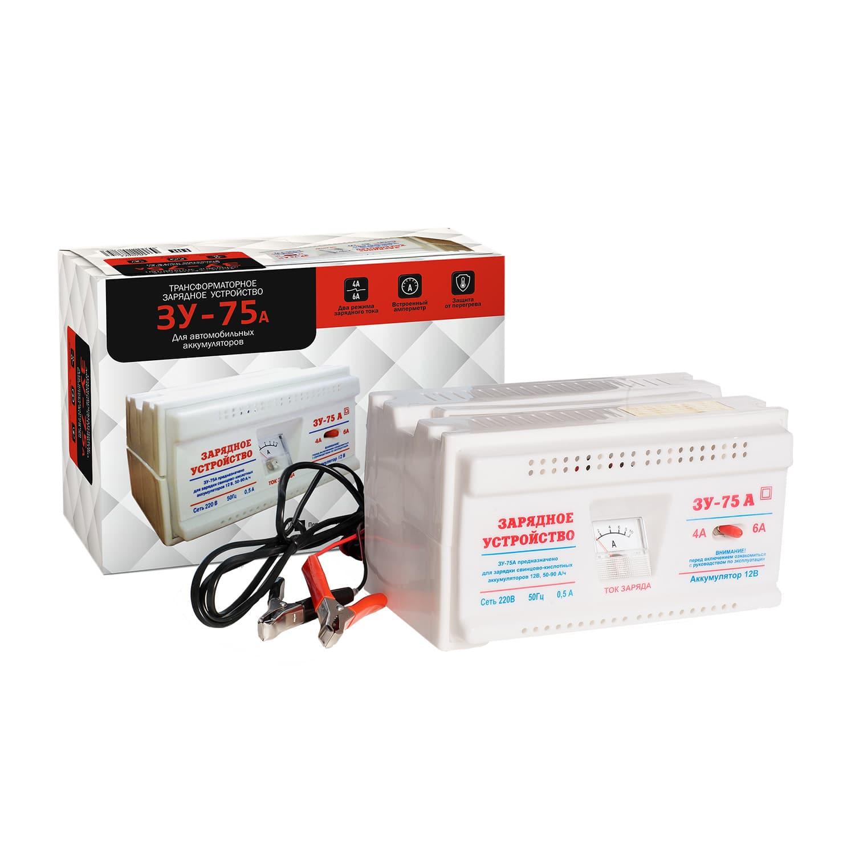 Инструкция зу 75 зарядное устройство для автомобильного аккумулятора